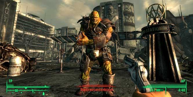Через торрент Fallout 3. Fallout 3 скачать через торрент бесплатно Очень хо