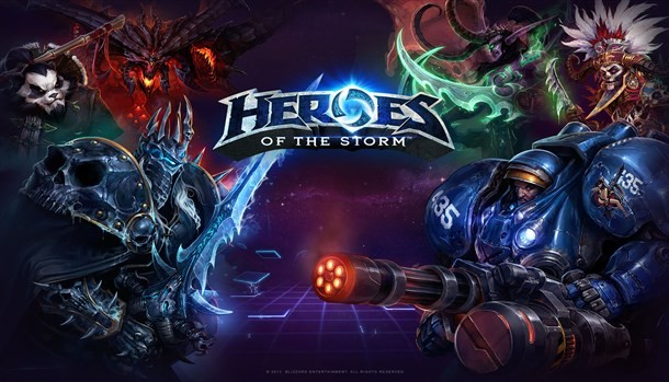 Tech Oyun Heroes of the Storm