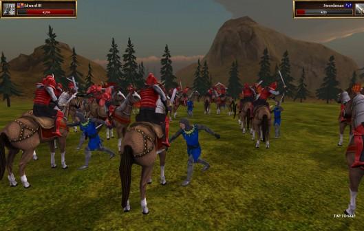 Tech Oyun Broadsword Age of Chivalry Savaş Alanı