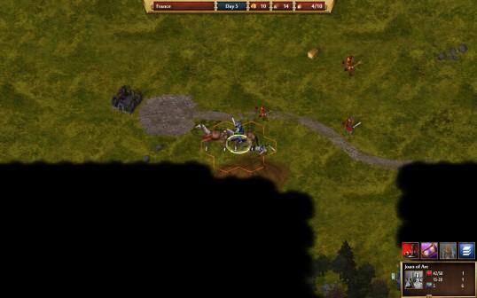 Tech Oyun Broadsword Age of Chivalry Senaryo Haritası