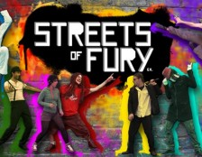 Tech Oyun Streets of Fury