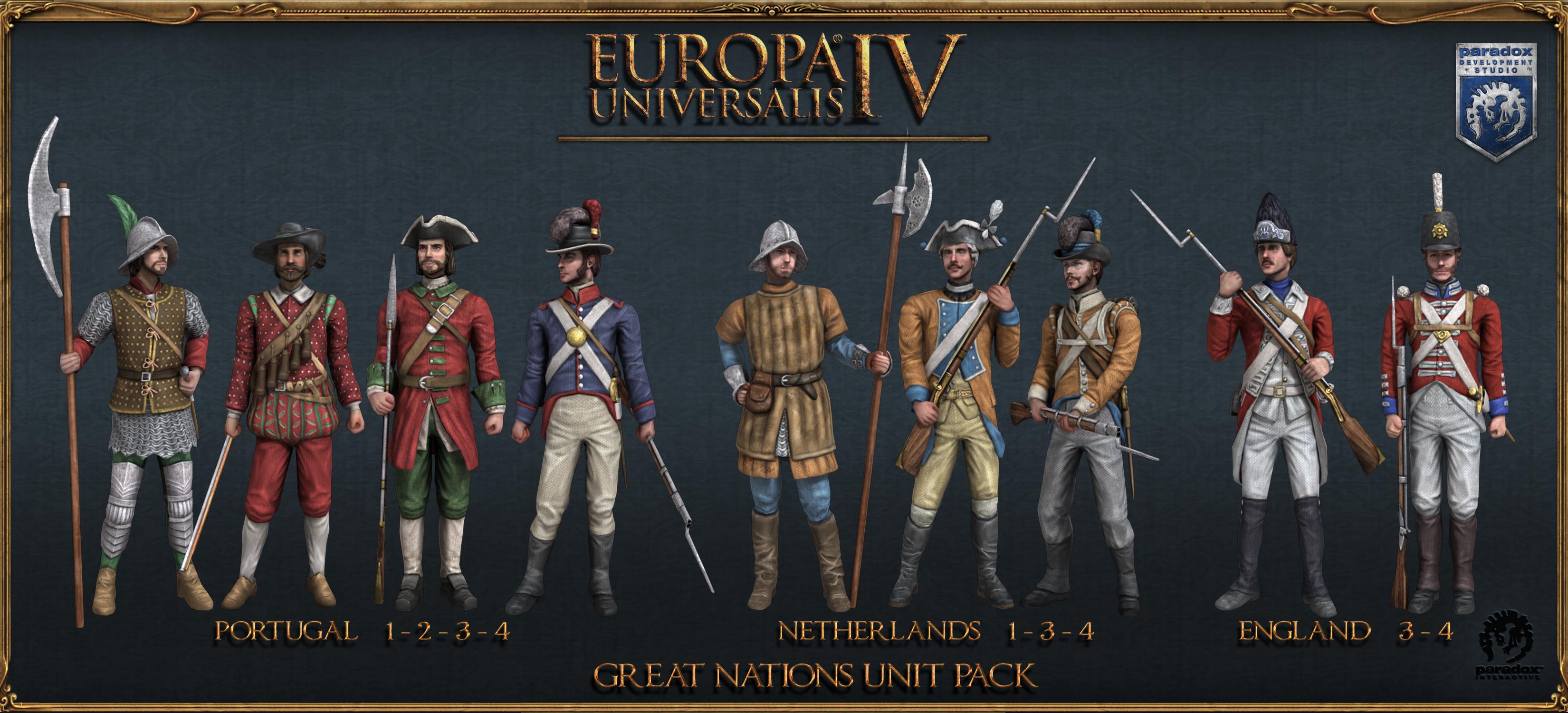 Europa universalis iv common sense kt for 4 unit