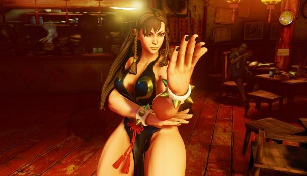 Tech Oyun Street Fighter 5