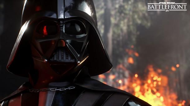 Star Wars evreninin en ünlü karakteri Darth Vader.