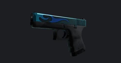 glock-18-bunsen-burner