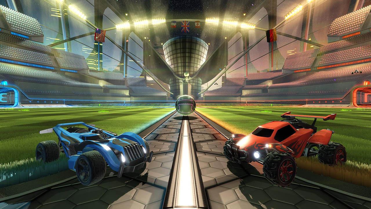 rocket league ile ilgili görsel sonucu