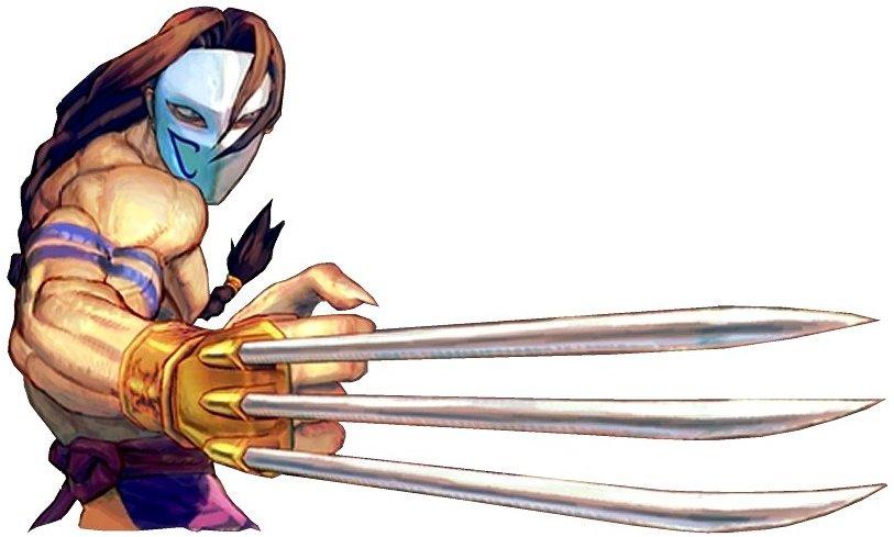 Sırada ki soru Street Fighter'dan, Bu İspanyol kimdir?