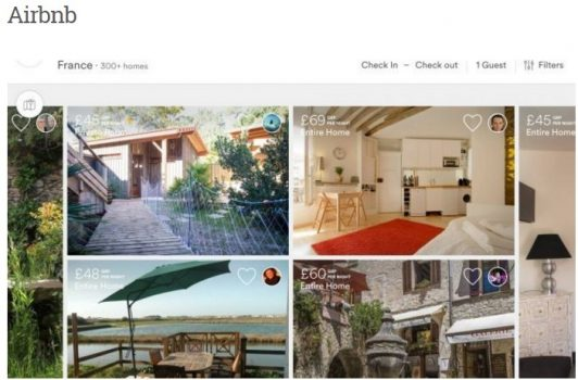 Airbnb Euro 2016 Konaklama Seçenekleri