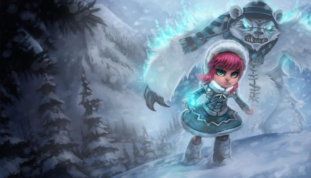 Buz-Ateşi-Annie
