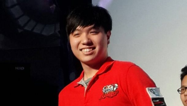 Cheng '' bebe'' Bo Wei League of Legends Profesyonel Oyuncuları
