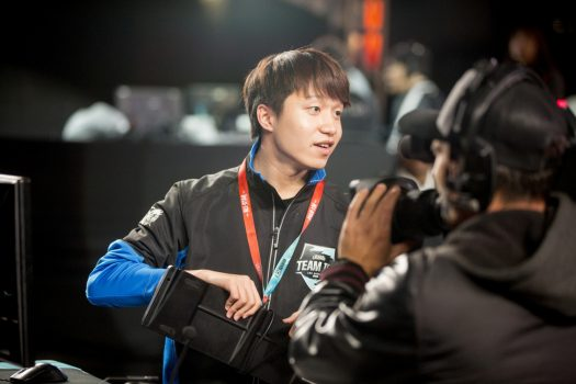 Ming  ''ClearLove'' Kai League of Legends Profesyonel Oyuncu