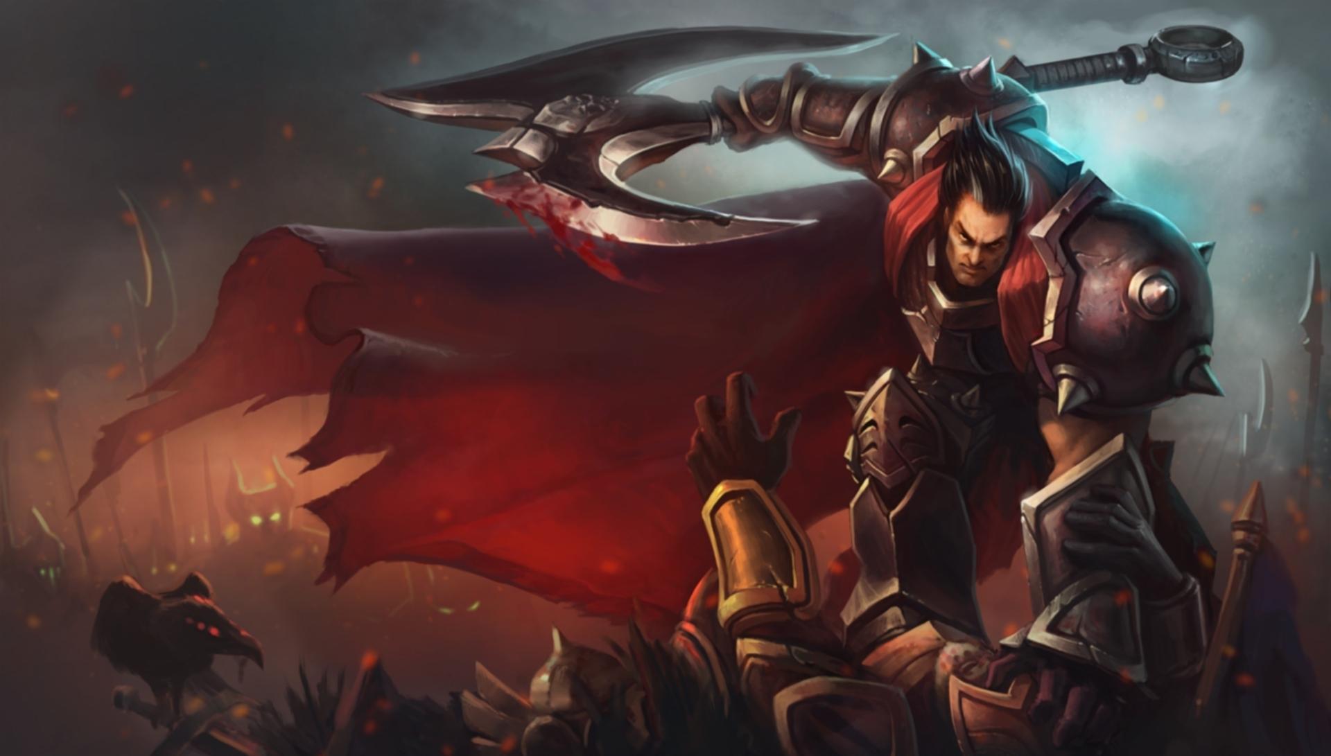 Darius savaşta hangi komutanını ortadan ikiye bölmüştür?