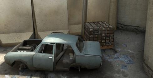 Ben bu arabayı bi yerden hatırlıyorum sanki